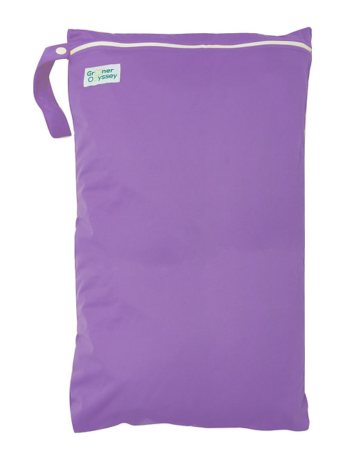 Greener Odyssey Large Wet Bag - Grape