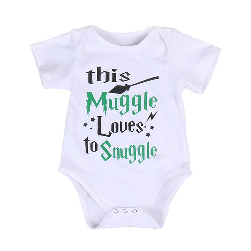 This Muggle Loves to Snuggle Bodysuit