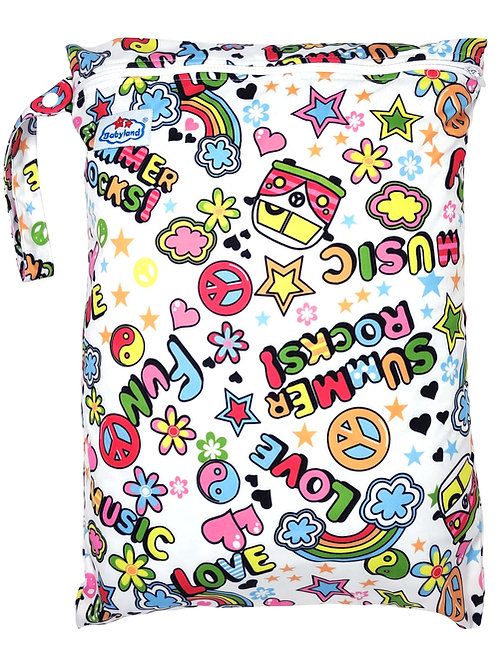 Babyland Small Wet Bag - Summer Love