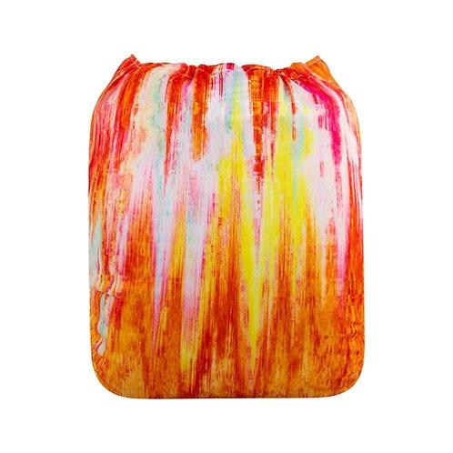 ALVA OS Pocket Diaper - Firey