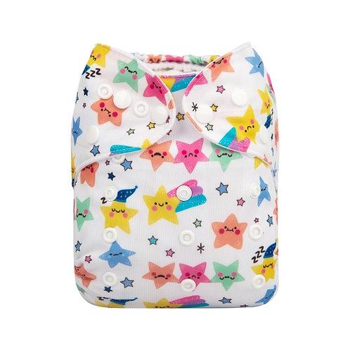 ALVA OS Pocket Diaper - Twinkling Stars