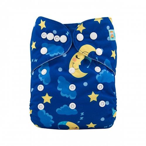 ALVA OS Pocket Diaper - Goodnight Moon