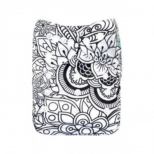 ALVA OS Pocket Diaper - Color Me