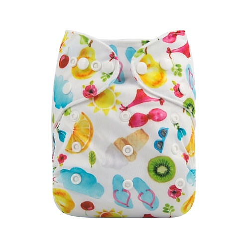 ALVA OS Pocket Diaper - Summer Time