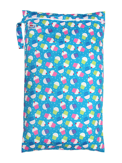 Babyland Large Wet Bag - Cupcakes