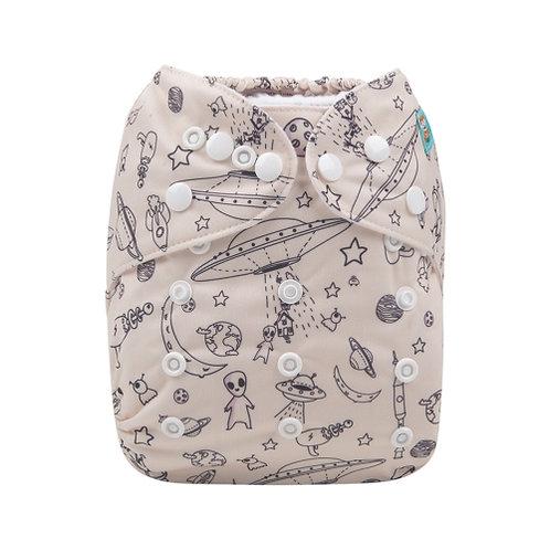 ALVA OS Pocket Diaper - Outer Space