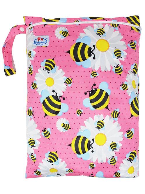 Babyland Small Wet Bag - Bees