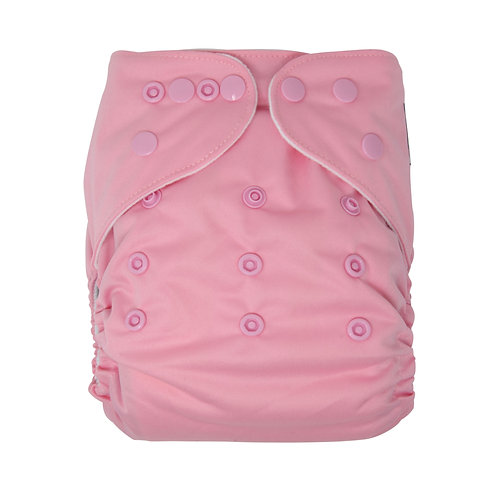 "Greener Odyssey Pocket Diaper ""Pink Blush"""