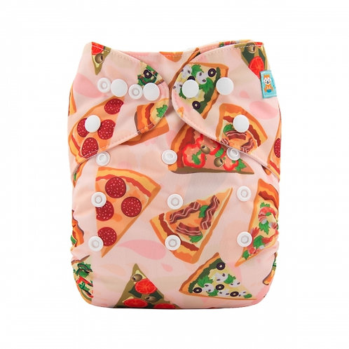 ALVA OS Pocket Diaper - Pizza
