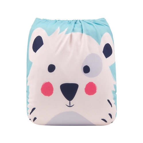 ALVA OS Pocket Diaper - Polar Bear