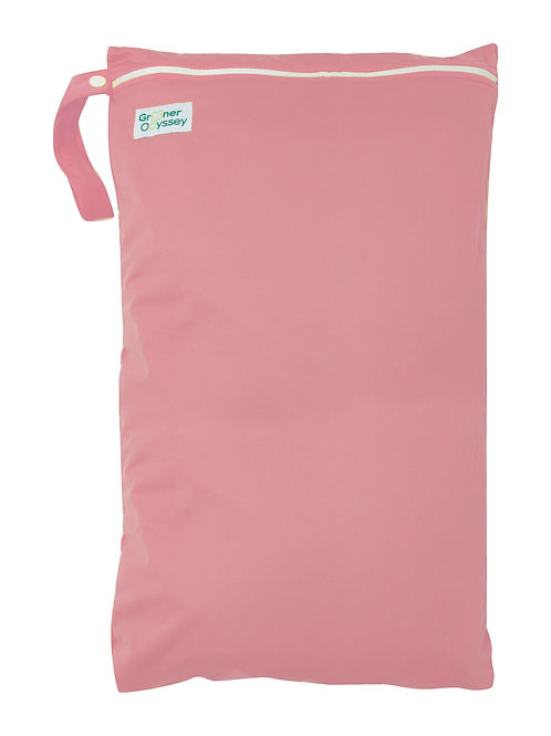 Greener Odyssey Large Wet Bag - Blush