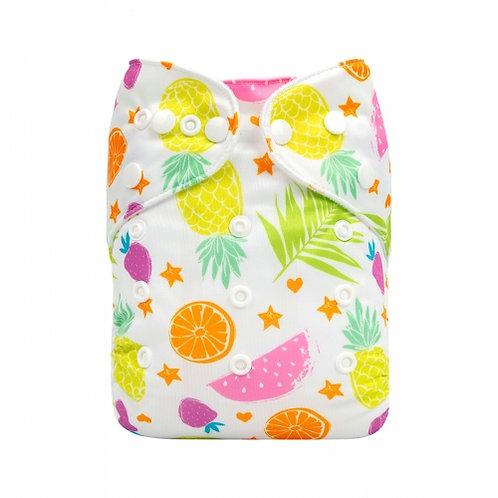 ALVA OS Pocket Diaper - Neon Fruits