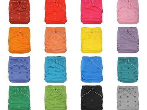 Greener Odyssey Solid Pocket Diaper Bundle
