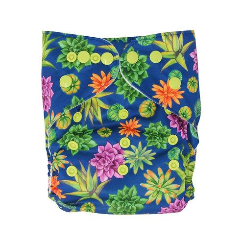 """Greener Odyssey OS Pocket Diaper """"Su-cute-lents"""""""