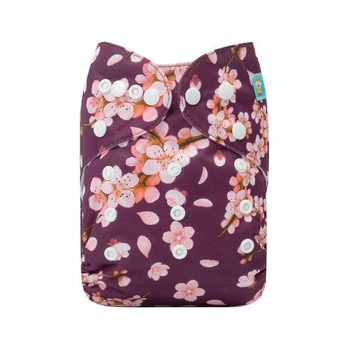 ALVA OS Pocket Diaper - Cherry Blossoms