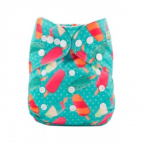 ALVA OS Pocket Diaper - Popsicles