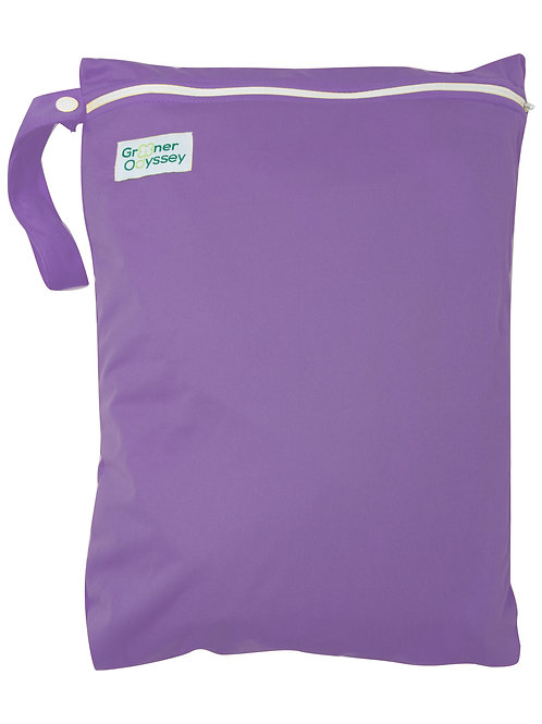 Greener Odyssey Small Wet Bag - Grape