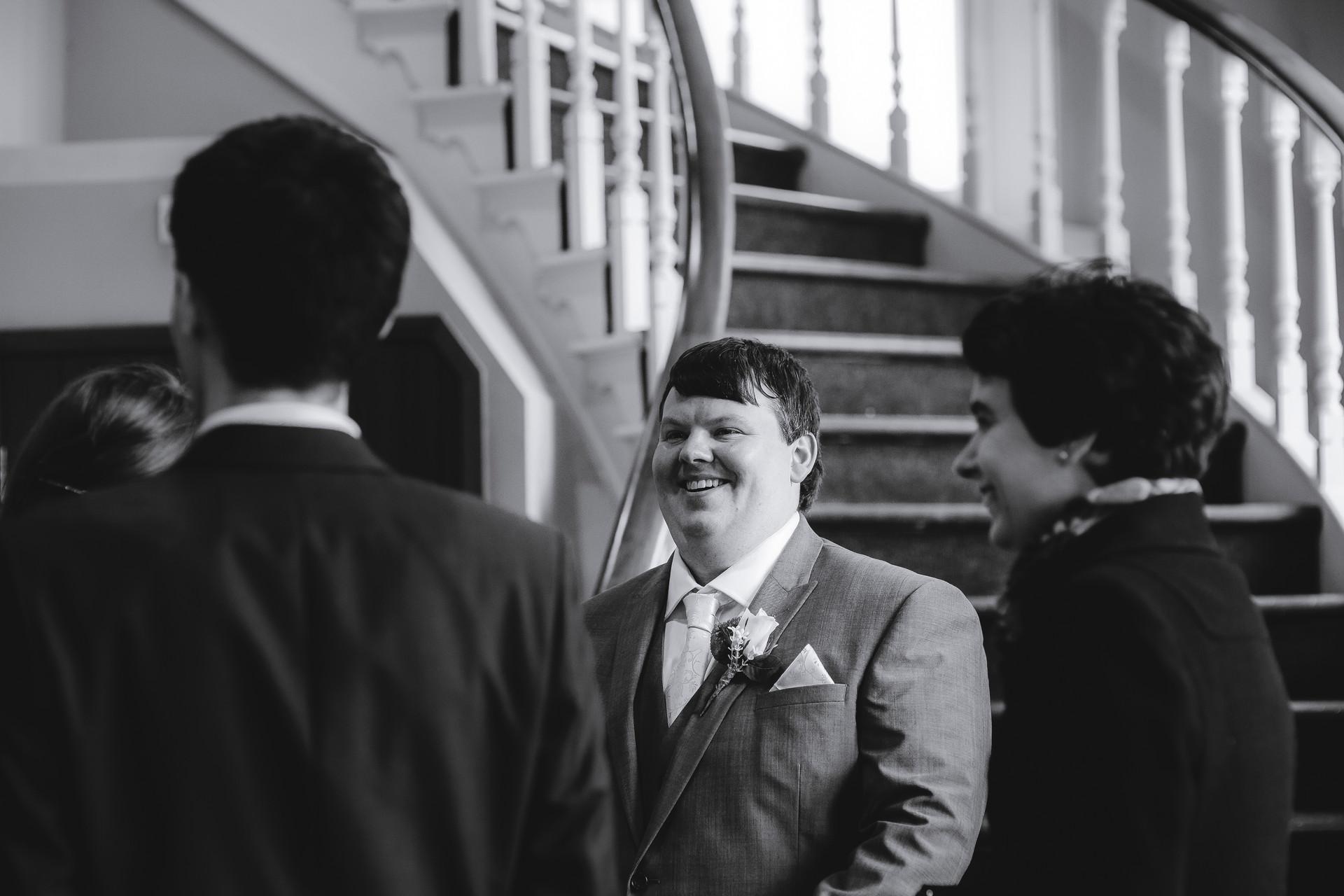 wedding at otley methodist church