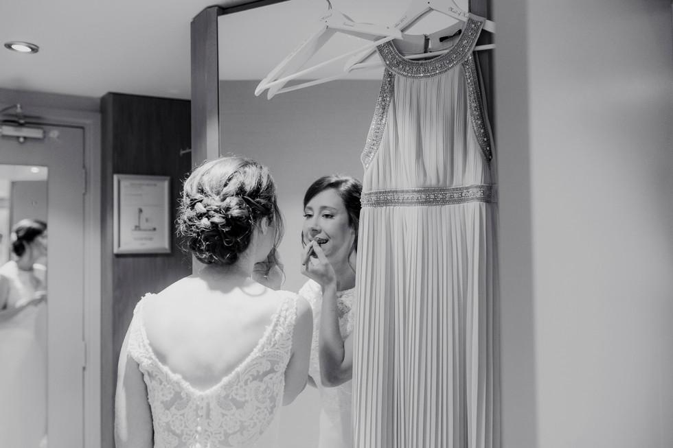 bridal prep leeds parkway hotel