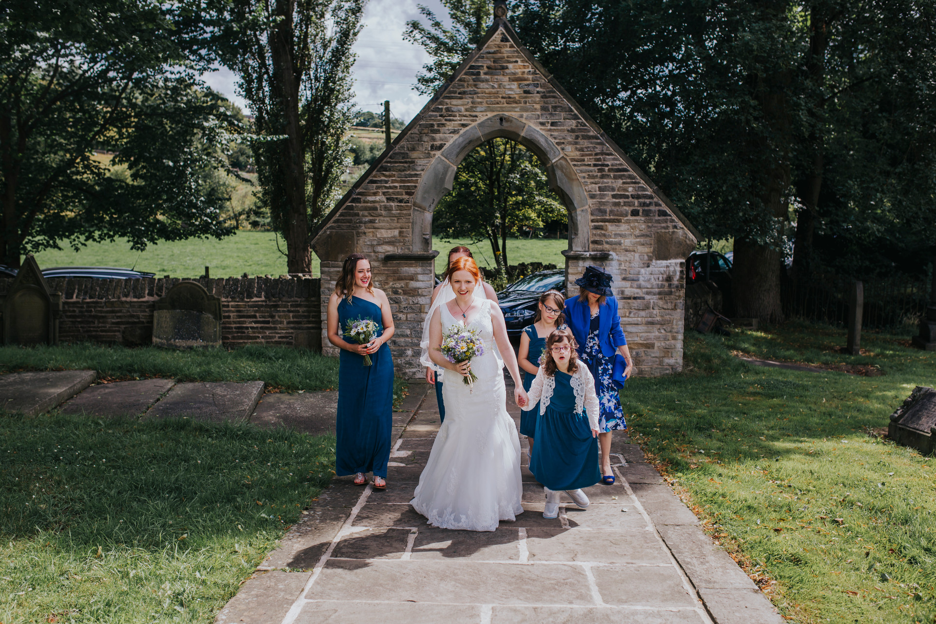 west yorkshire wedding photography