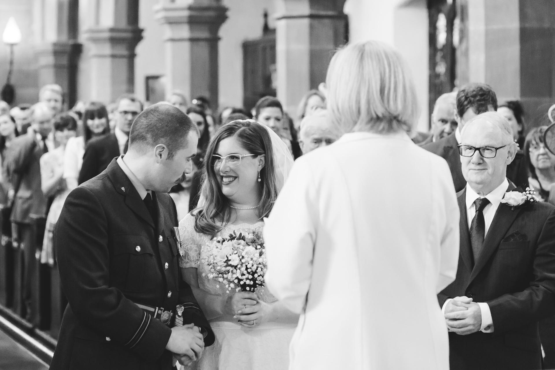 lymm church wedding photography