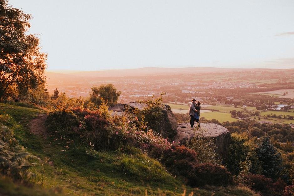 photoshoot countryside leeds