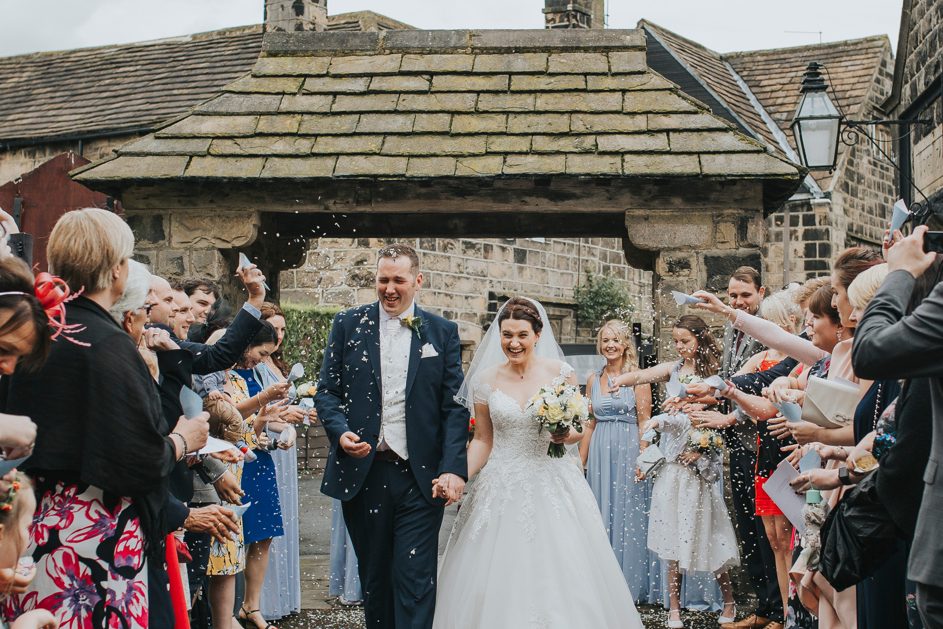 confetti ilkley wedding photographer