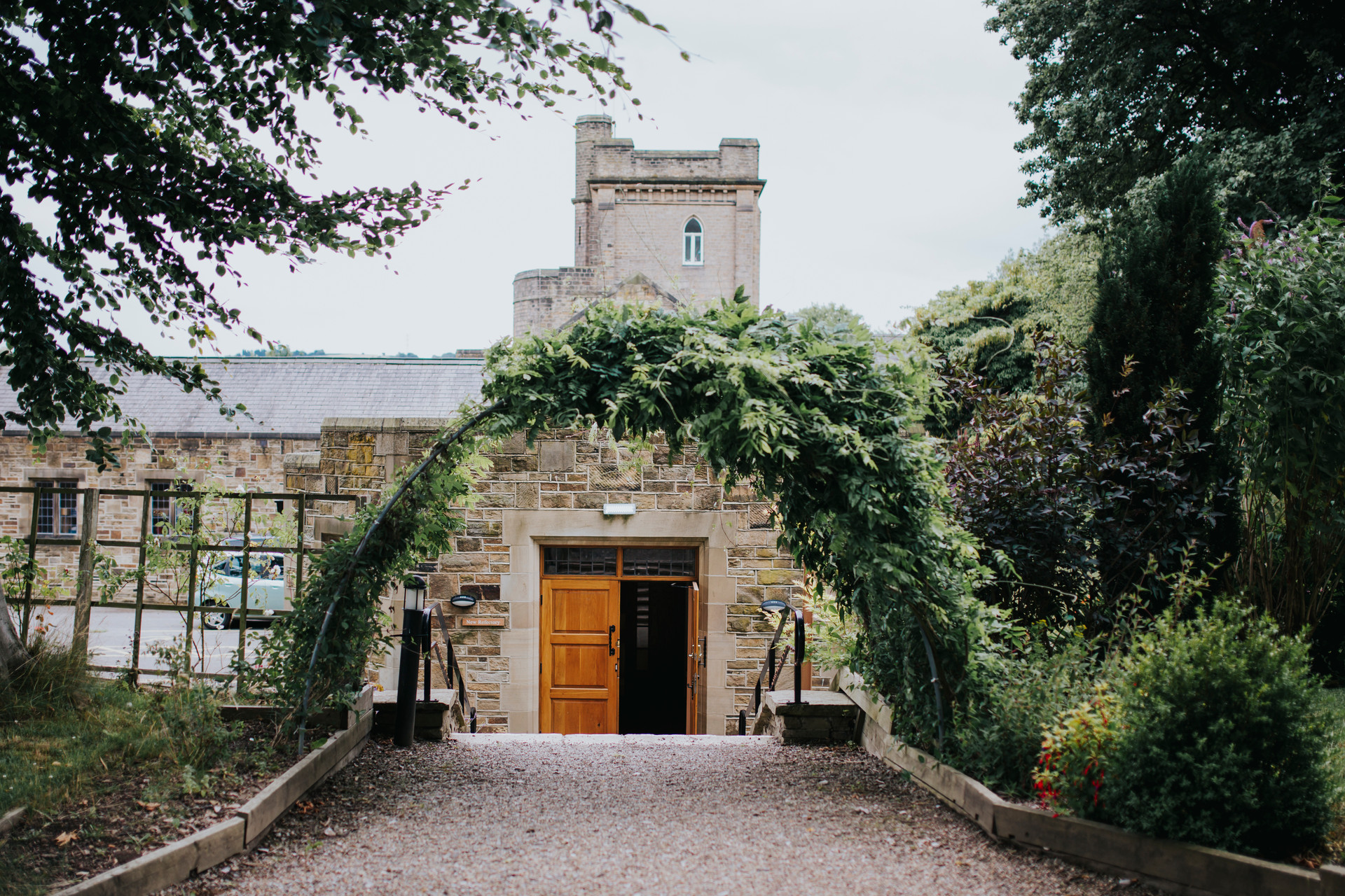 mirfield monastery wedding photographer