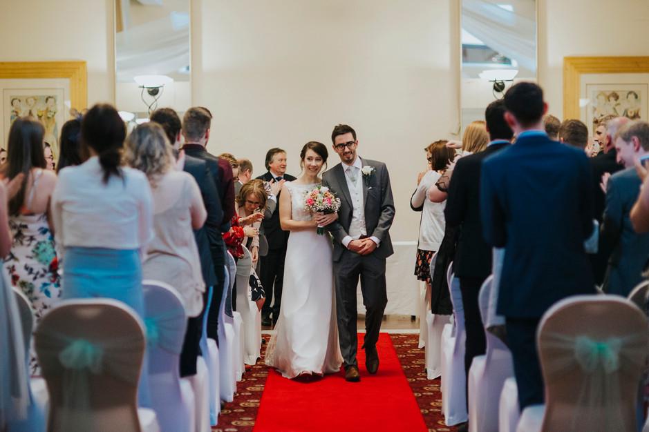 weddings at mercure parkway leeds