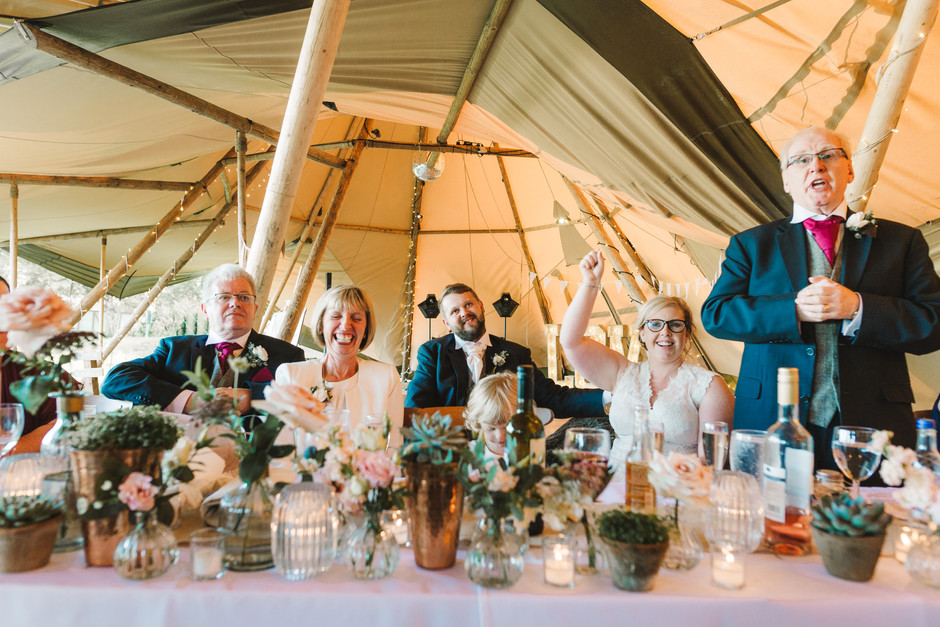tipi wedding chesterfield photography