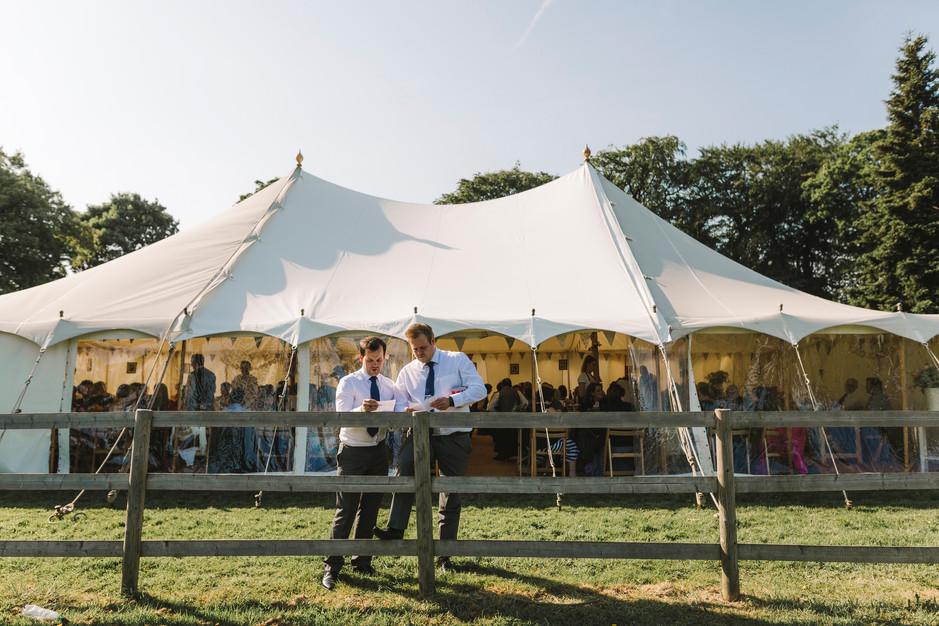 best men at lymm wedding