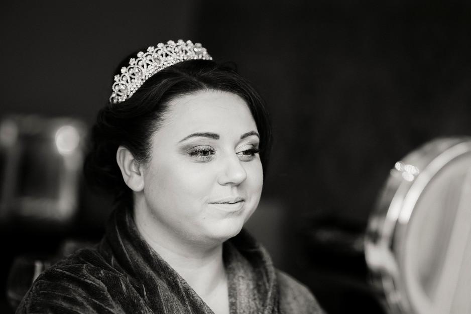 bridal makeup wedding photographer lepton
