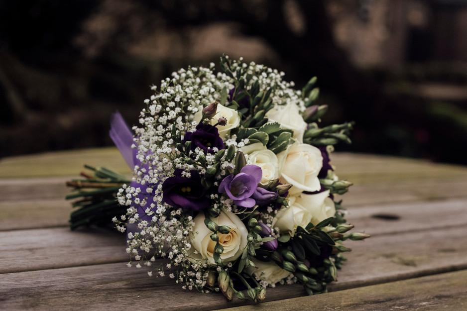 rustic wedding flowers meltham