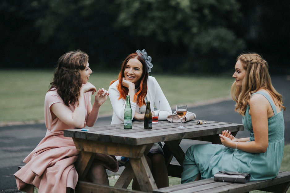 pastel shades wedding photography