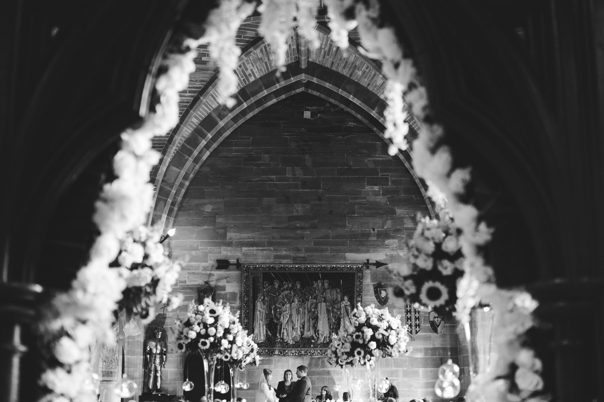 weddings at peckforton castle