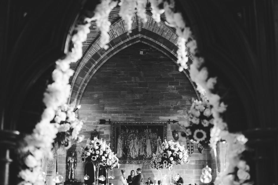 weddings at peckforton castle