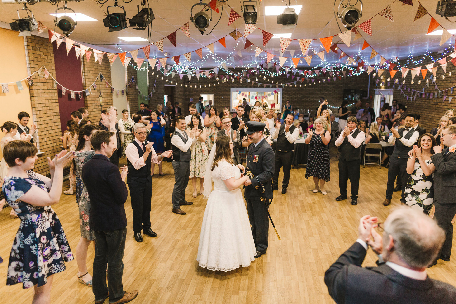 dancing in lymm parish centre