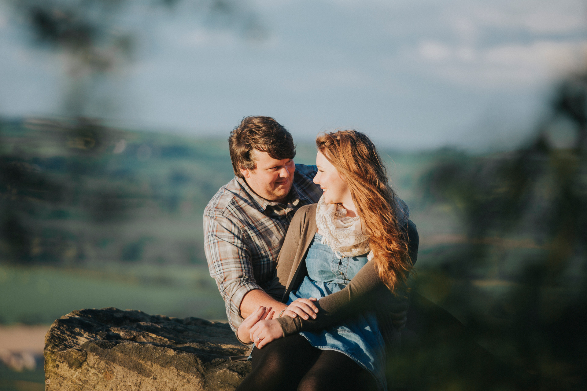 portraits at otley chevin