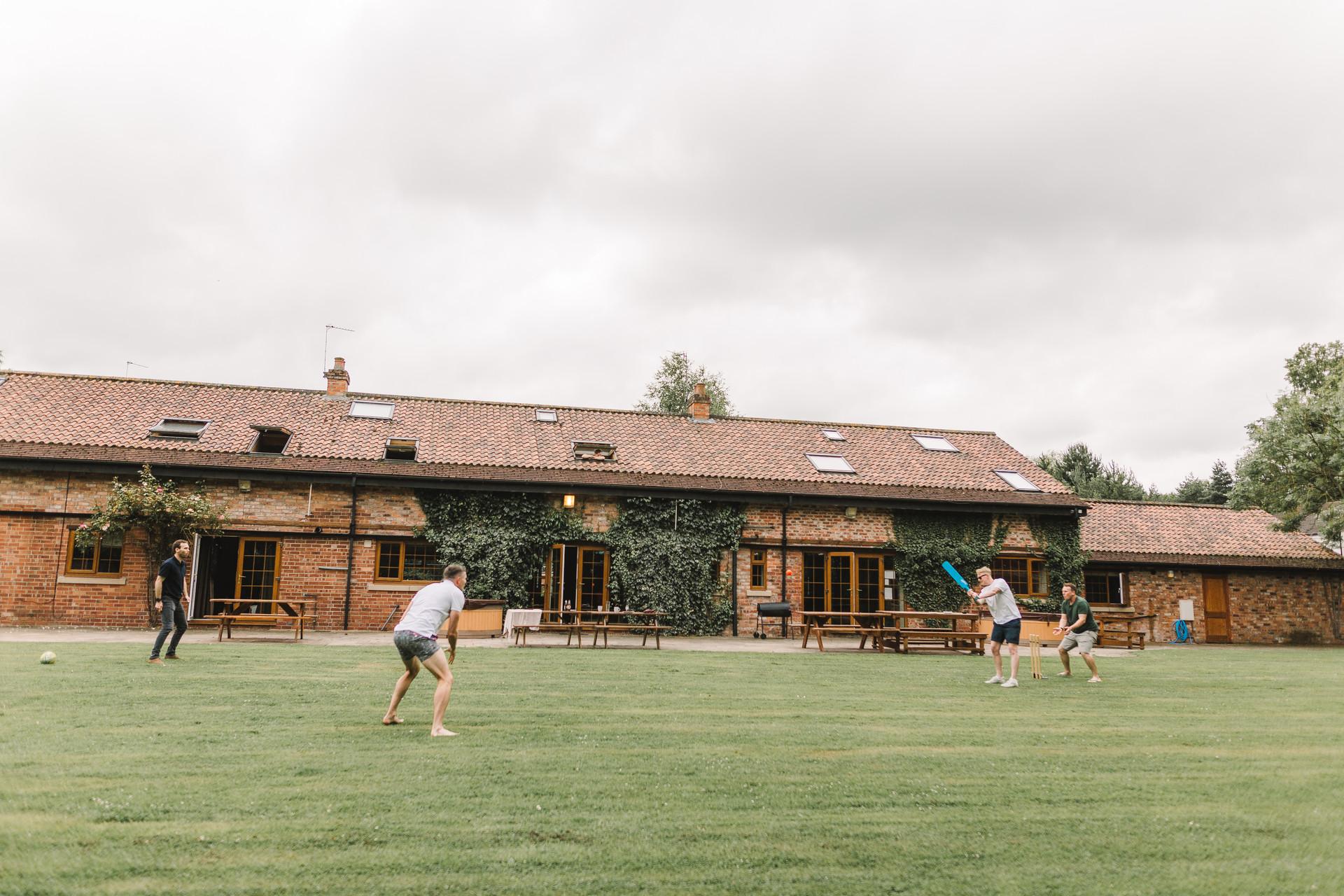 villa farm york cricket