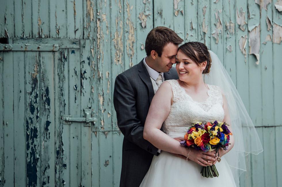 blue door wedding phootgraphy