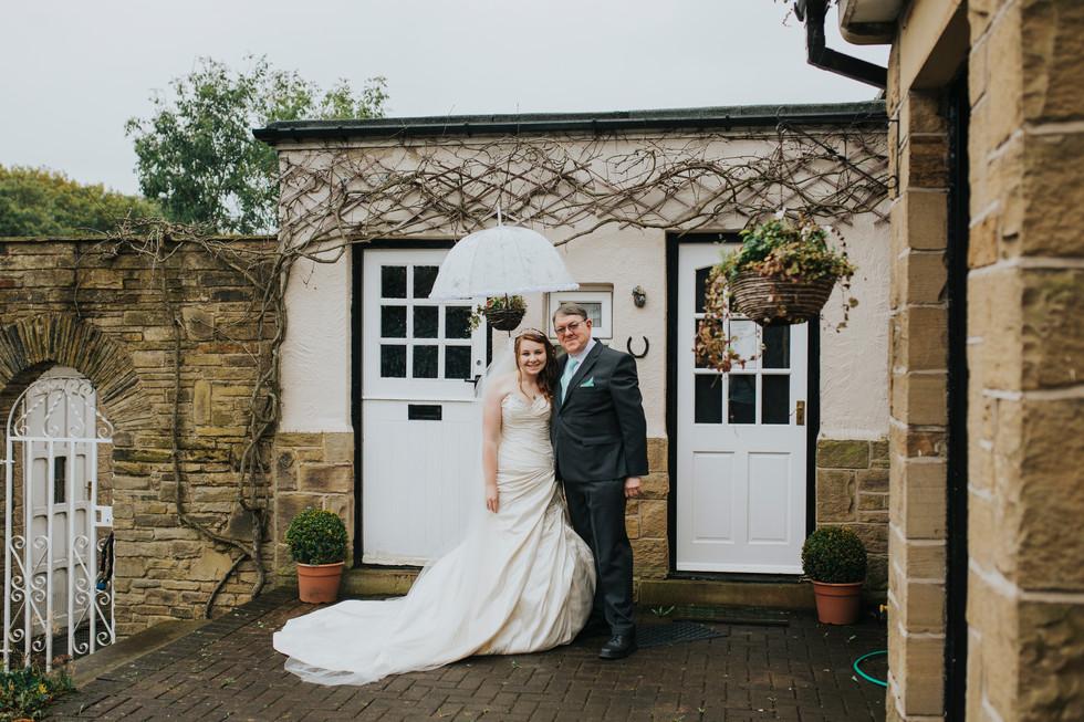 wedding photography in Otley