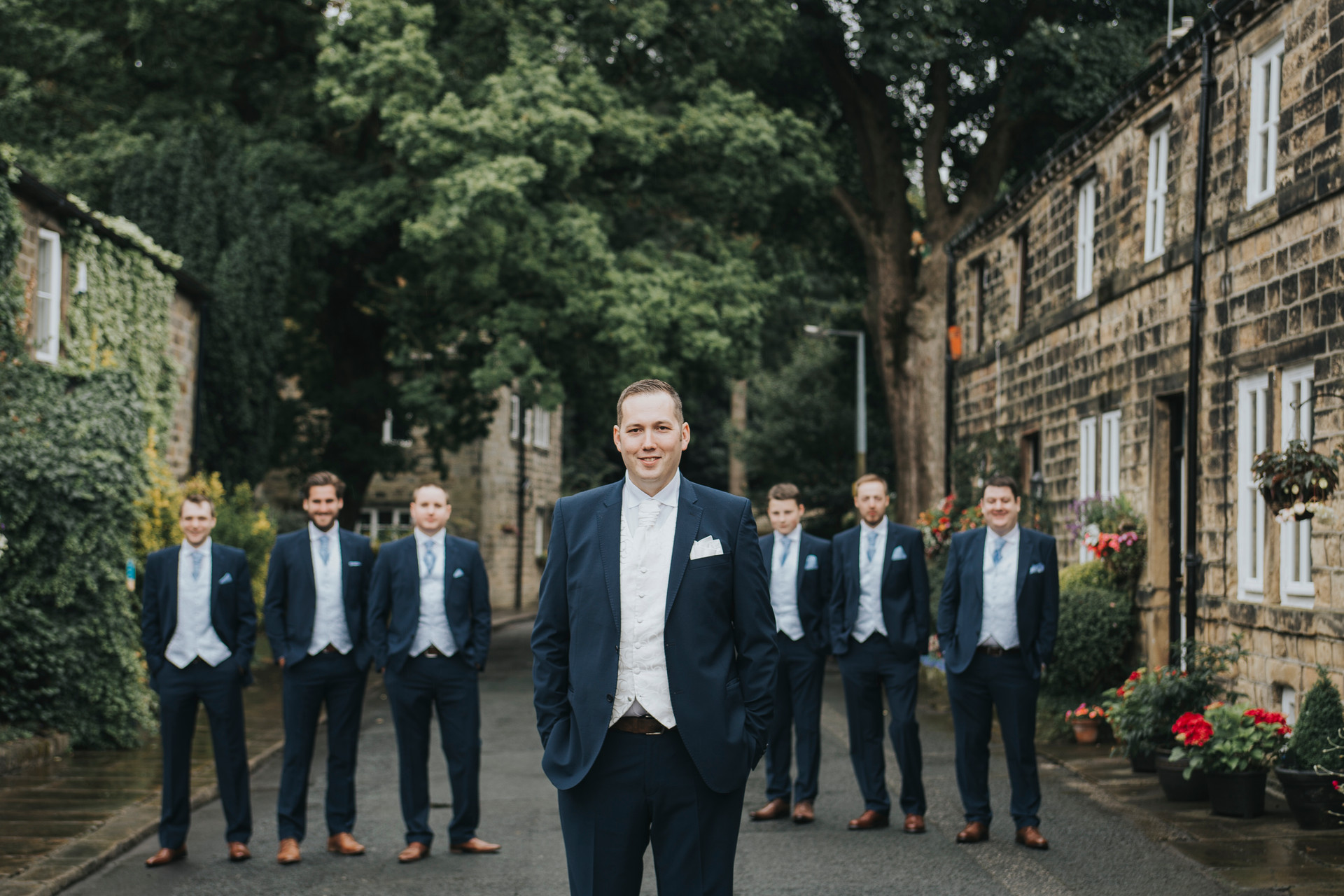 Esholt wedding photographer