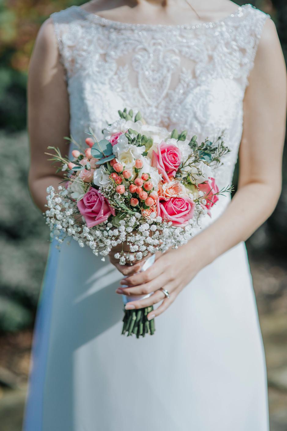 wedding flowers phootgraphy