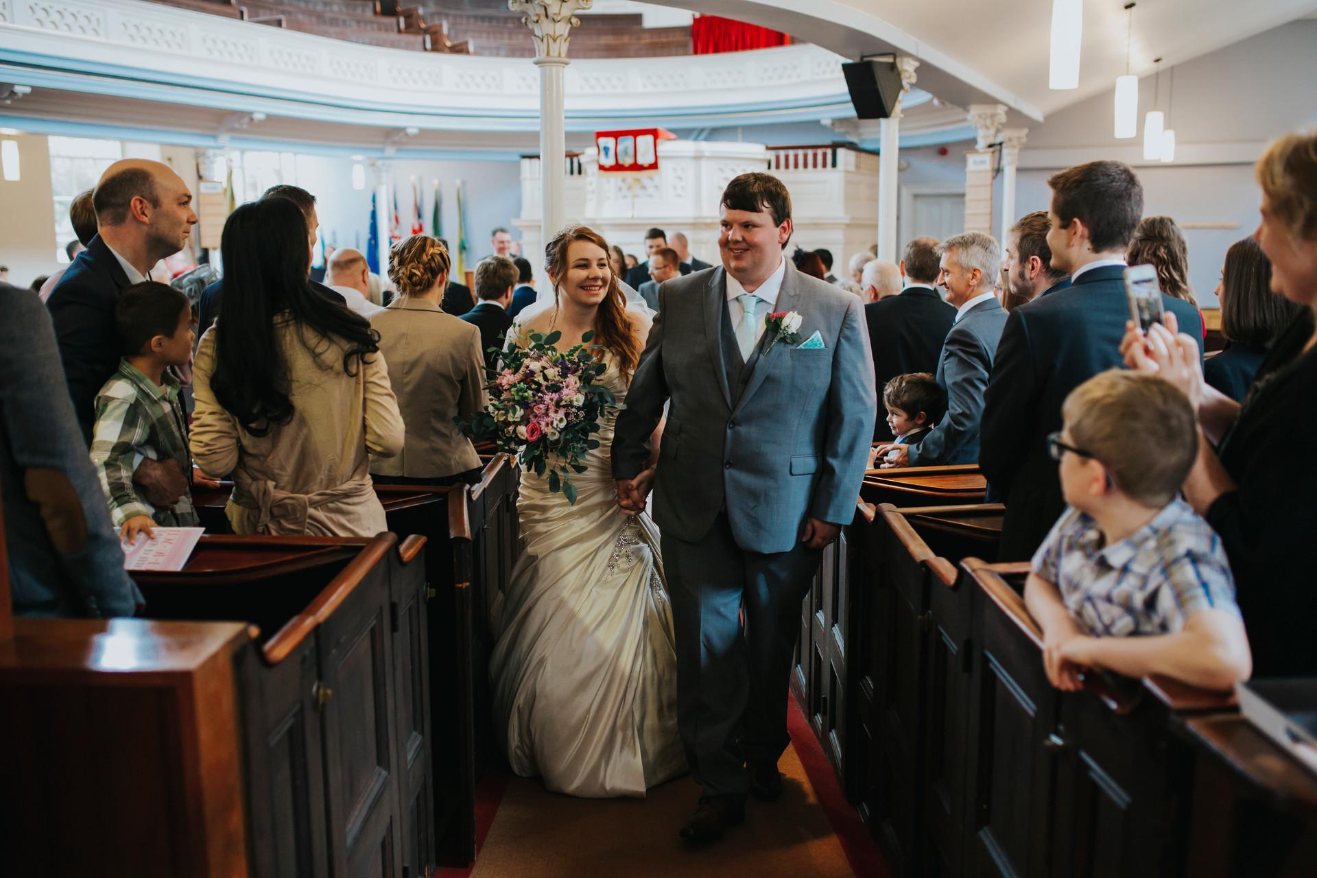 Otley Town Centre Wedding