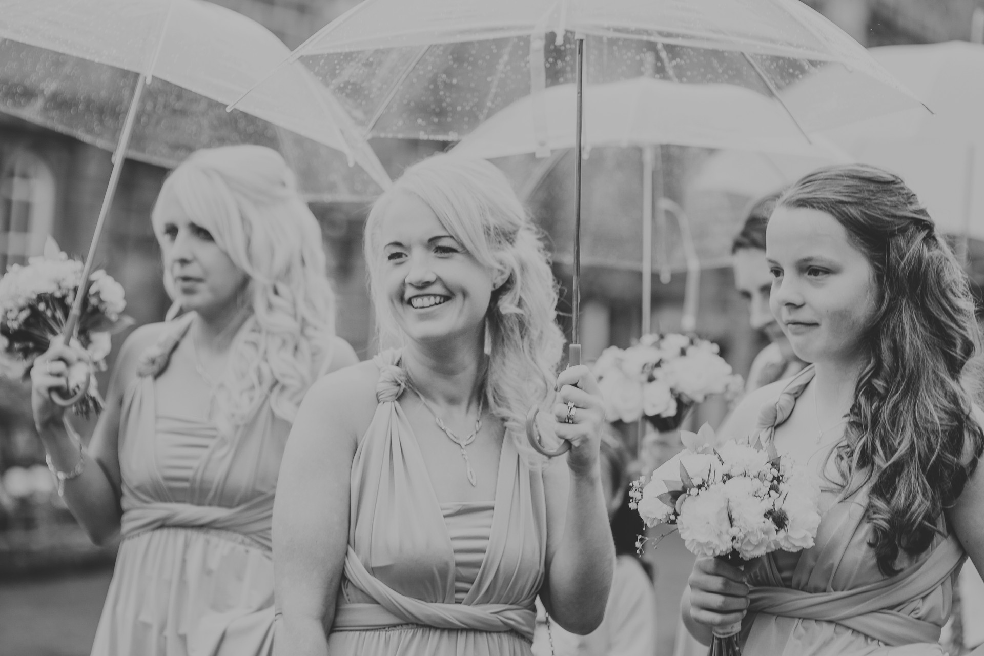 bridesmaids at st pauls esholt
