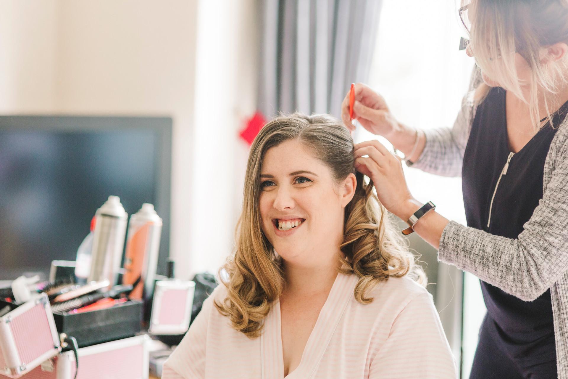female wedding photographer in lymm