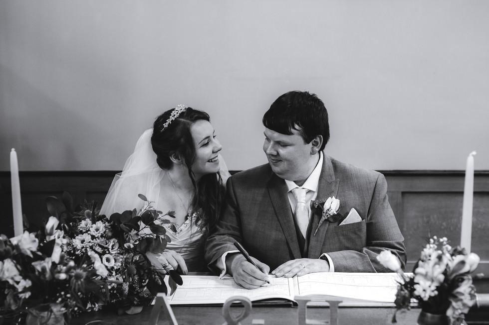 Otley Church Wedding