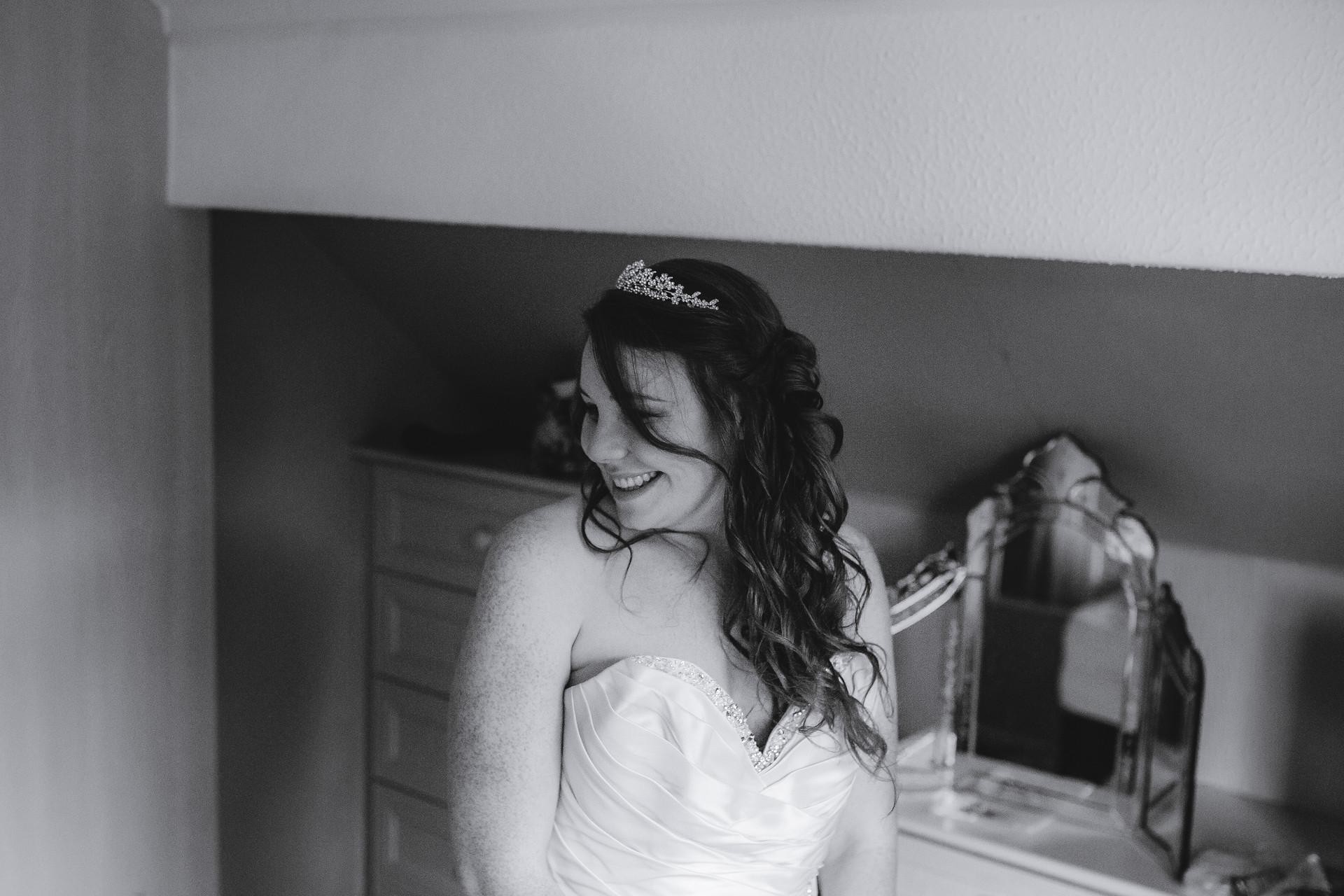 Leeds wedding photographer Otley
