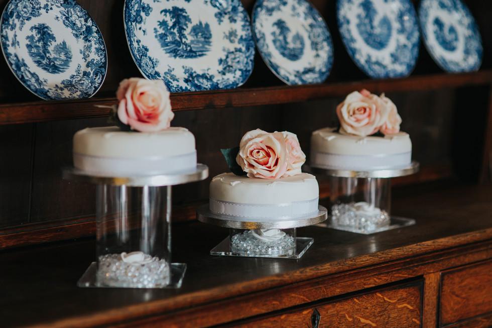 vintage wedding cake ideas