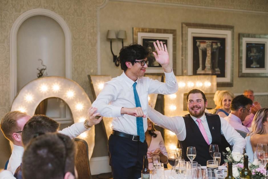 Woodhall hotel wedding